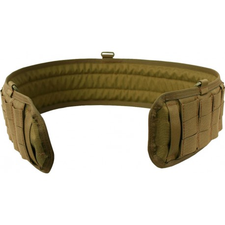 Padded MOLLE Duty Belt