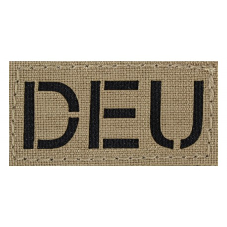 DEU Patch klein