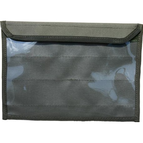 Window Reporting Pouch Velcro