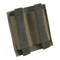 Velcro double Magazine holder
