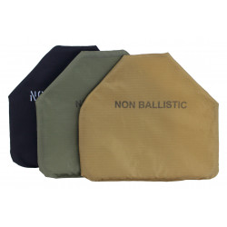 Non Ballistic training inserts upper arm protection