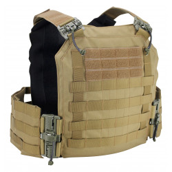 Plate carrier Vulcan III Coyote