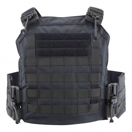 Plate carrier Vulcan III black