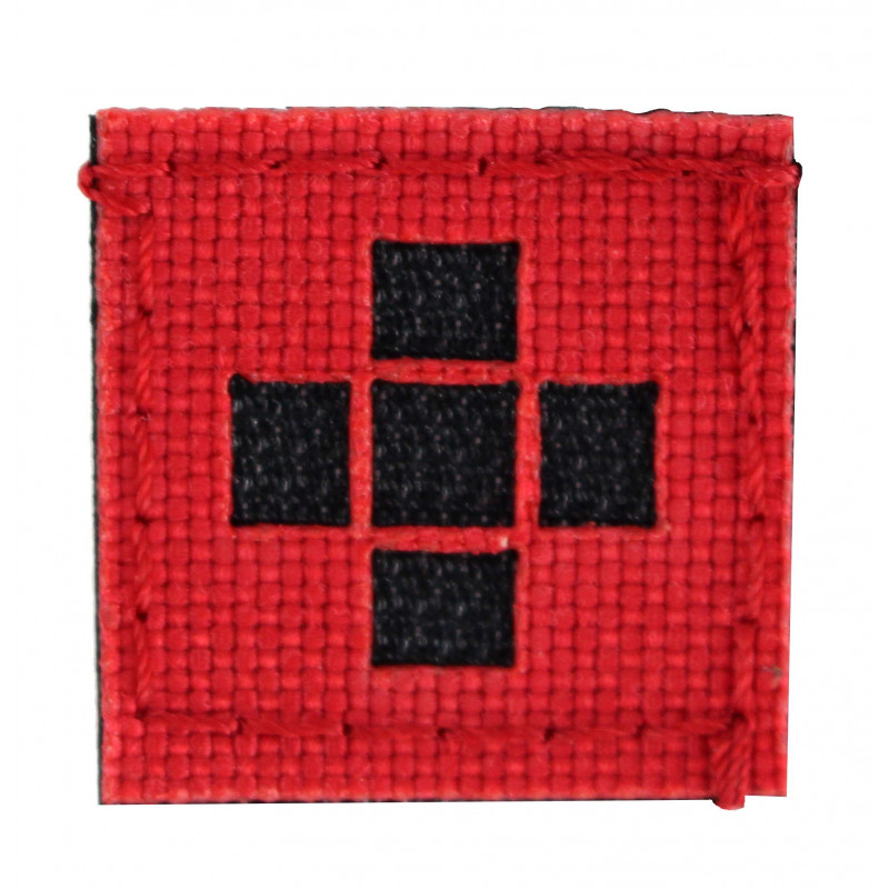 Red Cross Patch Small