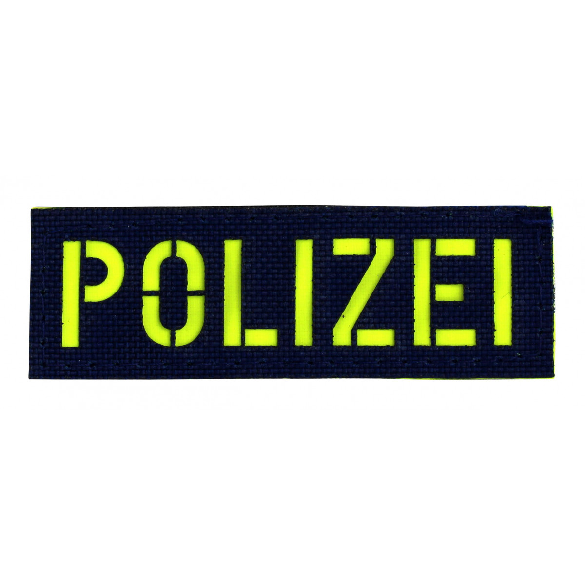 Police Patch small