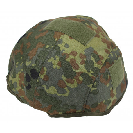 Helmbezug GUN FIGHTER Flecktarn