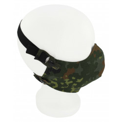 Masque de protection bouche-nez flecktarn