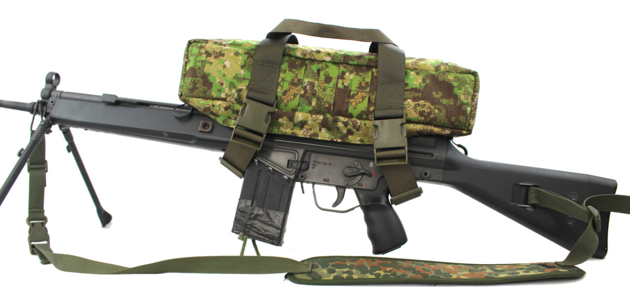 ZentauroN Riflescope Bag